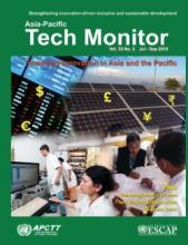 The Asia Pacific Tech Monitor brings you up-to-date information on trends in technology transfer and development, technology policies, and new products and processes. The Yellow Pages feature Business Coach for innovative firms, as well as technology offers and requests